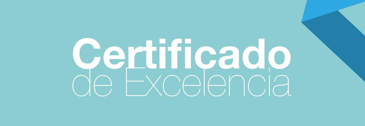 Banner Certificado Excelencia