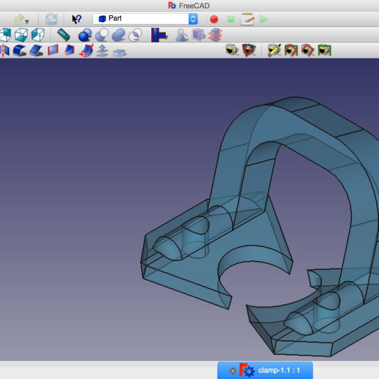 freecad-clamp